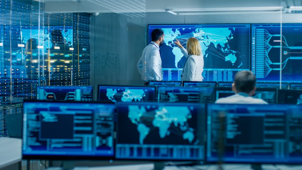 System Operations Center image
